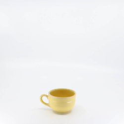 Pacific Hostessware 313 Punch Cup Yellow (early style)