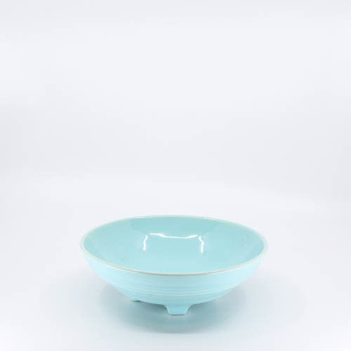 Pacific Pottery Hostessware 315 Bowl Aqua