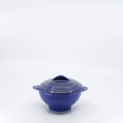 Pacific Pottery Hostessware 36A Bowl Lid Pacblue