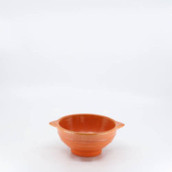 Pacific Hostessware 36A Bowl Red