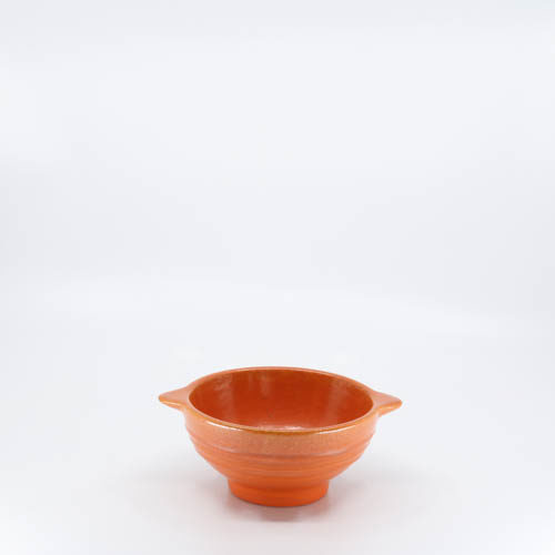Pacific Pottery Hostessware 36A Bowl Red