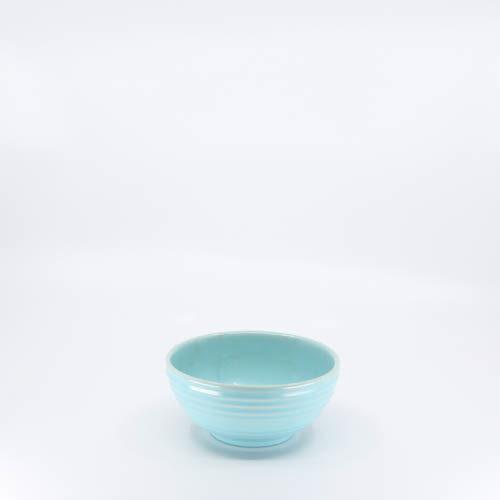 Pacific Pottery Hostessware 36R Bowl Aqua
