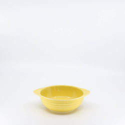 Pacific Hostessware 37 Onion Soup Bowl Yellow