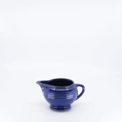 Pacific Hostessware 404 Creamer Pac Blue