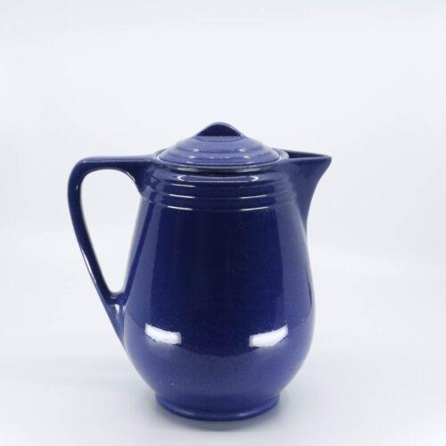 Pacific Pottery Hostessware 417 Coffeepot Pacblue
