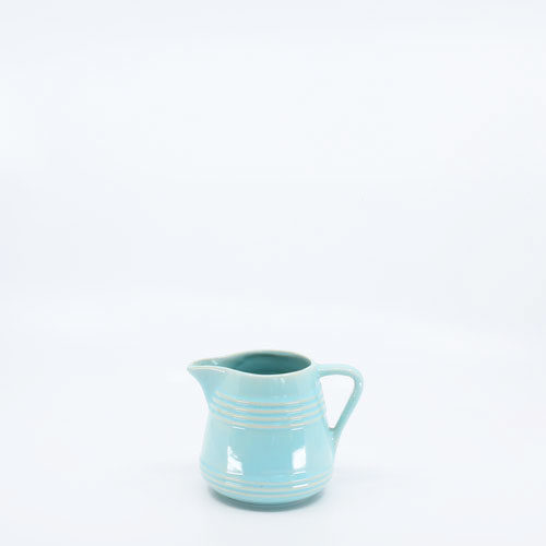 Pacific Pottery Hostessware 427 Pitcher Aqua