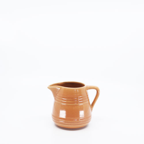 Pacific Pottery Hostessware 428 Pitcher Apricot