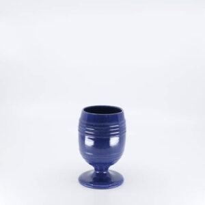 Pacific Hostessware 433 Goblet Pac Blue