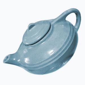 Pacific Pottery Hostessware 439 Teapot Delph Alt Lid