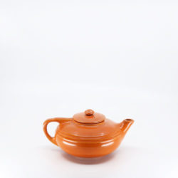 Pacific Hostessware 439 Teapot Red