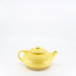Pacific Hostessware 439 Teapot Yellow