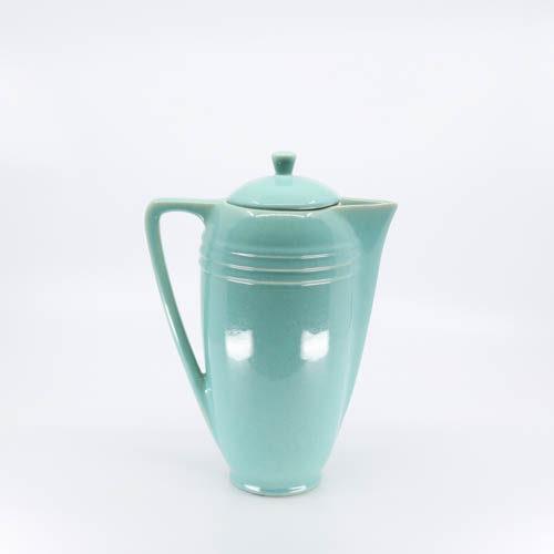 Pacific Pottery Hostessware 442 Demi Pot Green