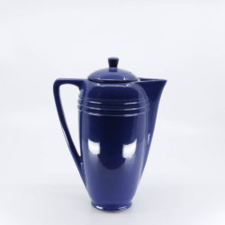 Pacific Hostessware 442 Demitasse Pot Pacific Blue
