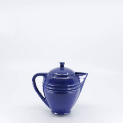 Pacific Hostessware 443 Individual Demi Pot Pacific Blue