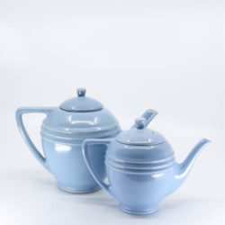 Pacific Hostessware 446-447 Teapot Delph