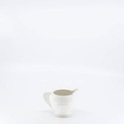 Pacific Hostessware 449 Creamer White