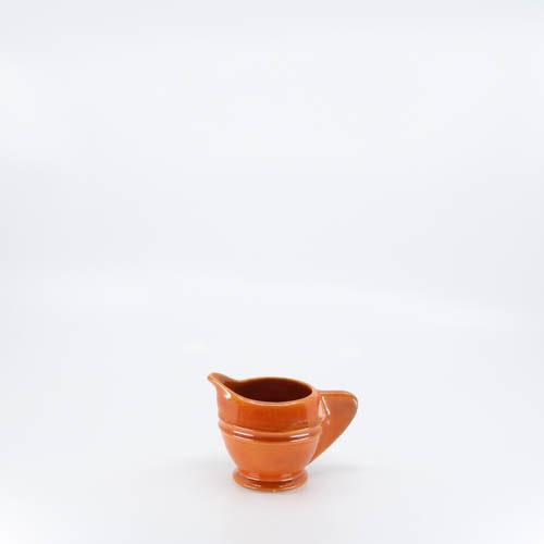 Pacific Pottery Hostessware 449 Demi Creamer Red
