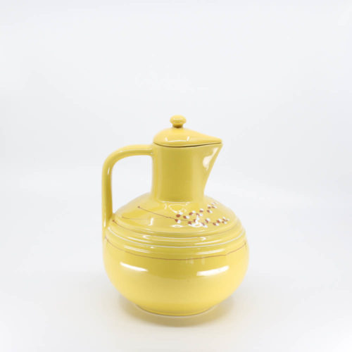 Pacific Pottery Hostessware 453 Buffet Server Dec Willow Yellow