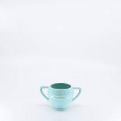 Pacific Hostessware 461 Restyled Sugar Aqua