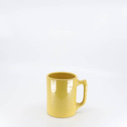 Pacific Hostessware 502 Tankard Yellow