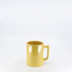 Pacific Hostessware 502 Tankard Yellow