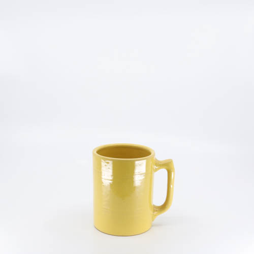 Pacific Pottery Hostessware 502 Tankard Yellow