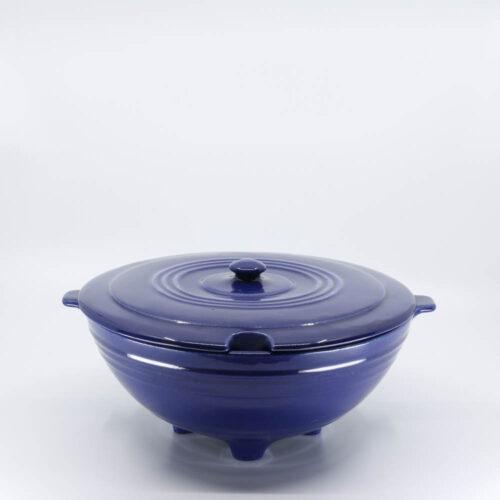 Pacific Pottery Hostessware 604 Tureen Pacblue