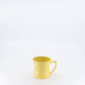 Pacific Pottery Hostessware 618 Tom and Jerry Mug Yellow