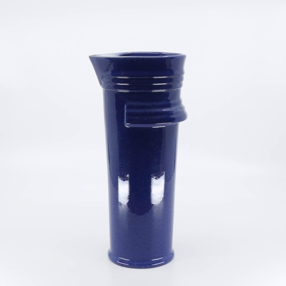 Pacific Pottery Hostessware 630 Martini Pitcher Pacblue