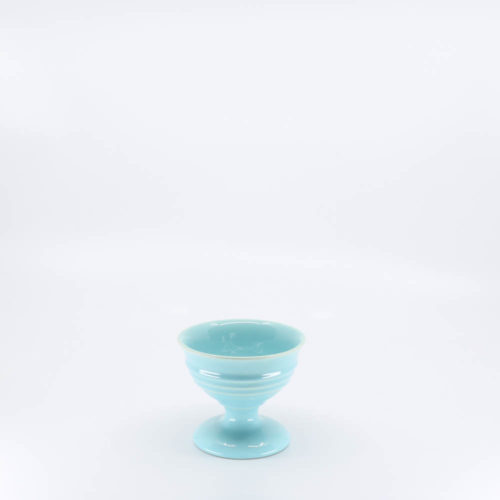 Pacific Pottery Hostessware 654 Sherbet Aqua