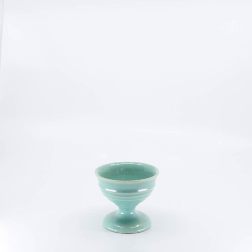 Pacific Pottery Hostessware 654 Sherbet Green