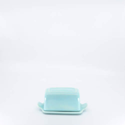 Pacific Hostessware 669 Butter Aqua