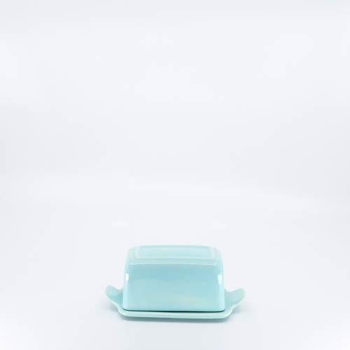 Pacific Pottery Hostessware 669 Butter Aqua