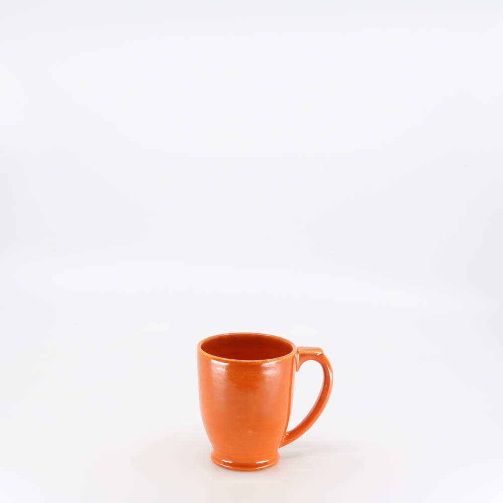 Pacific Pottery Hostessware UNK Cocoa Mug Red