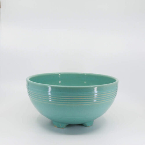 Pacific Pottery Hostessware 311 Salad Bowl Early Green