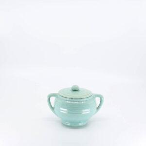 Pacific Pottery Hostessware 403 Sugar Green