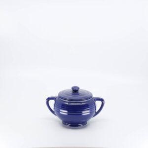 Pacific Pottery Hostessware 403 Sugar Pacblue