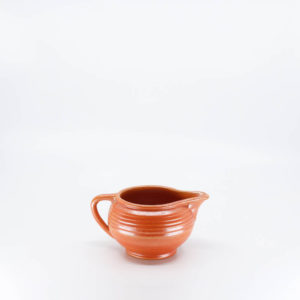 Pacific Pottery Hostessware 404 Creamer Red