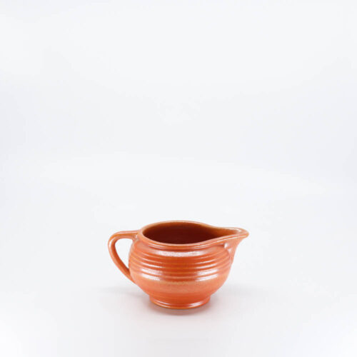 Pacific Pottery Hostessware 404 Creamer Red