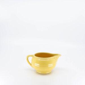 Pacific Pottery Hostessware 404 Creamer Yellow