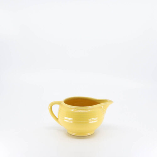 Pacific Pottery Hostessware 404 Creamer Yellow