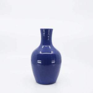 Pacific Pottery Hostessware 410 Water Bottle Pac Blue