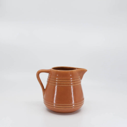 Pacific Pottery Hostessware 429 Pitcher Apricot