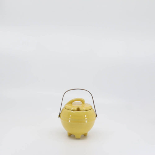 Pacific Pottery Hostessware 448 Marmalade Yellow