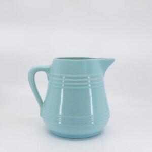 Pacific Pottery Hostessware 508 Pitcher Aqua