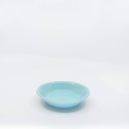 Pacific Pottery Hostessware 606 Bowl Aqua