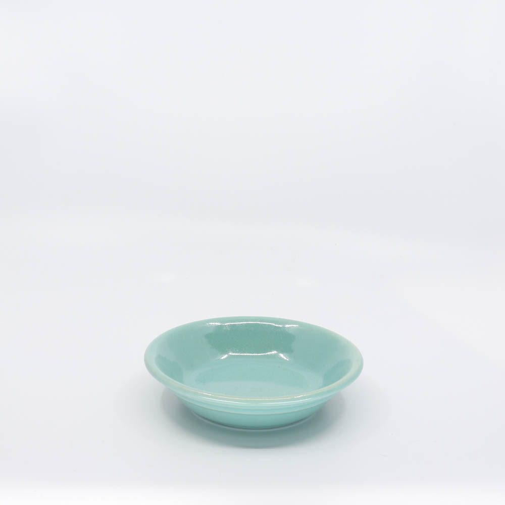 Pacific Pottery Hostessware 606 Bowl Green