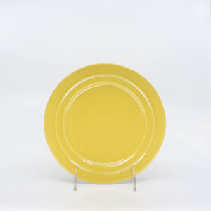 Pacific Pottery Hostessware 610 Salad Plate Yellow