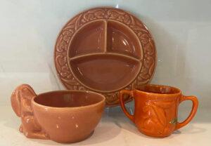 Pacific Pottery Hostessware Children Sets (JS)