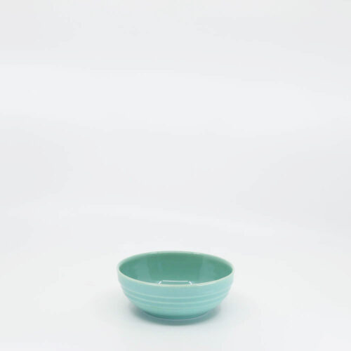 Pacific Pottery Hostessware UNK Cereal Bowl Green